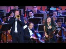 Grace Kelly, Vadim Eilenkrig, Billy Cobham FULL PERFORMANCE with National Philharmonic of Russia