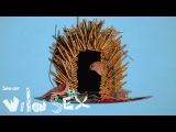 Male Bowerbirds Seduce Females with Interior Design Skillz