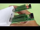 Нагрузка для Power Bank и зарядных устройств тест ► Посылка из Китая / AliExpress
