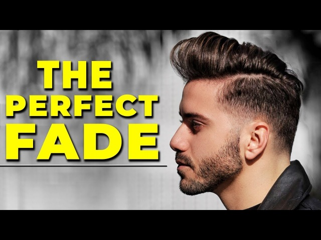 HOW TO GET THE PERFECT FADE | My Current Haircut Hairstyle 2018 | ALEX COSTA