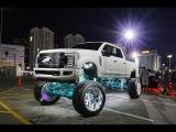 Мастерская EkStensive - тюнинг Ford F-series и Cadillac Escalade