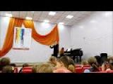 W.A.Mozart Konzert №2 D-dur KV314  В.А.Моцарт Концерт для флейты с оркестром №2, IIчасть