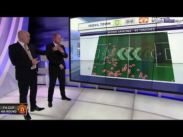Yeovil Town vs Man Utd 0:4 Pundits on Alexis Sanchez debut and Jesse Lingard consistency