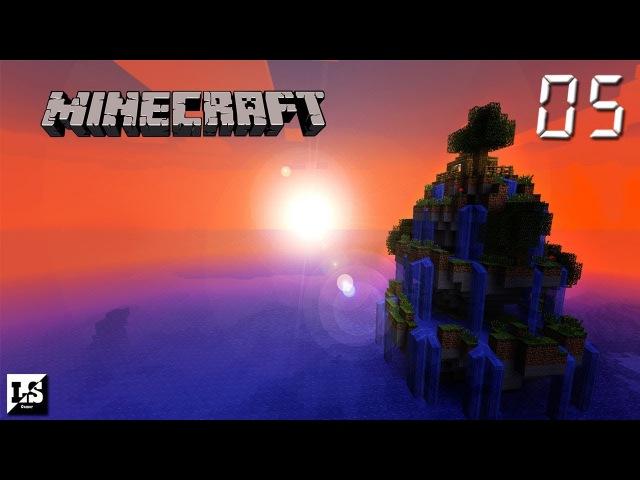 Minecraft: Водный мир - 05 Подводный храм