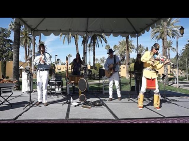 Condor and Eagle Arvel Bird Feat Inka Gold Live Concert