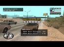 GTA: San Andreas - Street Race, Las Venturas (100% Game Completion)