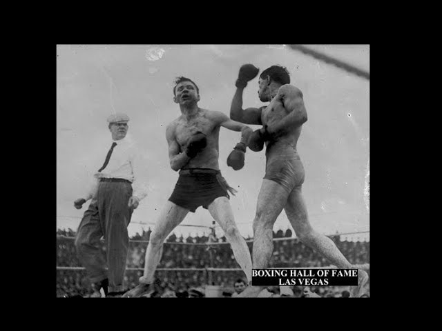 Ad Wolgast Stops Battling Nelson and Wins Lightweight Crown This Day February 22, 1910