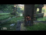15 минут геймплея Uncharted The Lost Legacy