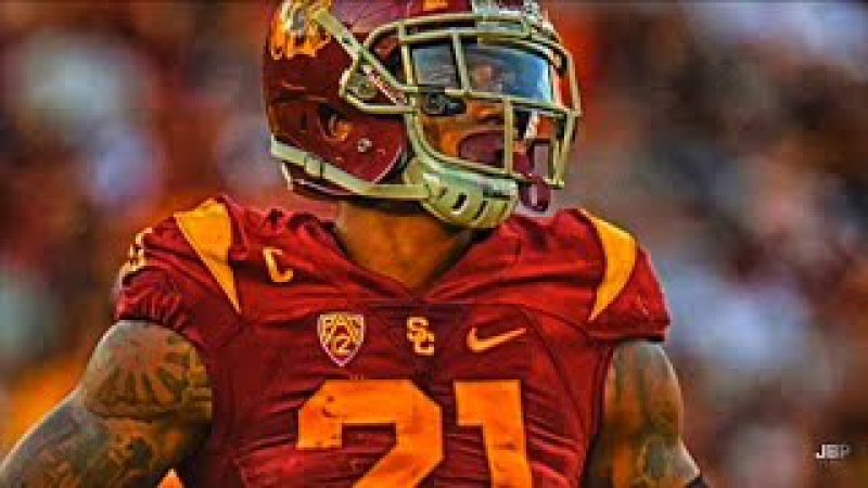 The Trojan Missile USC Safety Linebacker Su'a Cravens Career Highlights ᴴᴰ