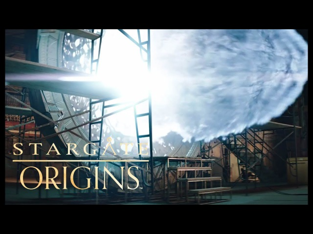 STARGATE: ORIGINS TRAILER | Stargate: Origins/Трейлер веб-сериала Звездные врата: Истоки