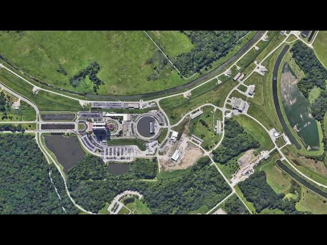 Animation of Fermilab's Accelerator Complex