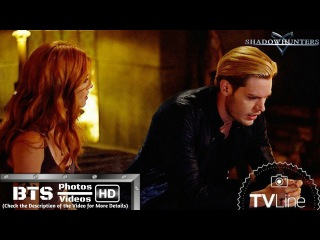Shadowhunters Season 3 Behind The Scenes (BTS) & First Look Photos & Videos #Clace | #Sizzy #3