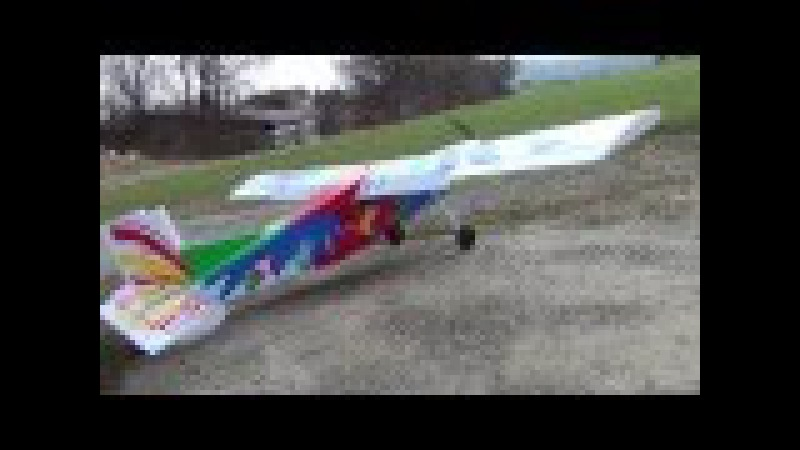Rc Pilatus Porter PC-6 BIG FREDDY Spanweite.2.70m Lipo 12S fly by Julius Jezerniczky
