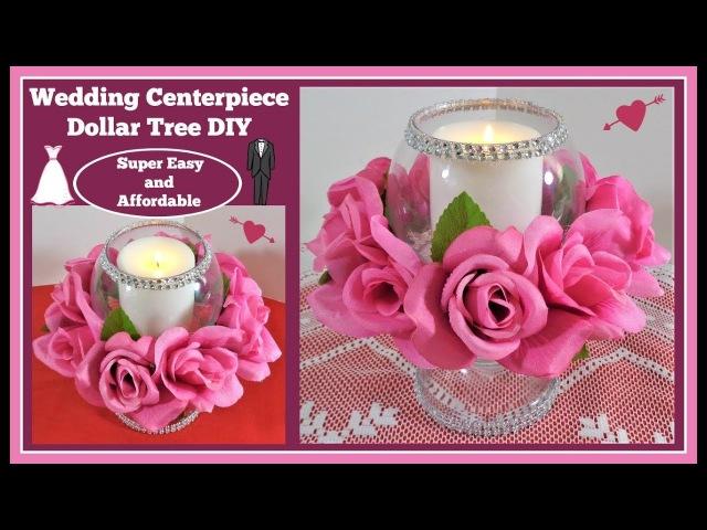 💍Wedding Centerpiece Globe Candle Holder💍Dollar Tree DIY
