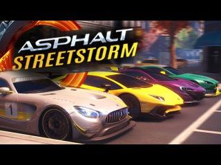 НОВЫЙ DRAG RACING? - Asphalt: Street Storm