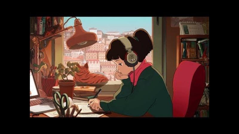 Lofi hip hop mix - Beats to Relax/Study to [2018]