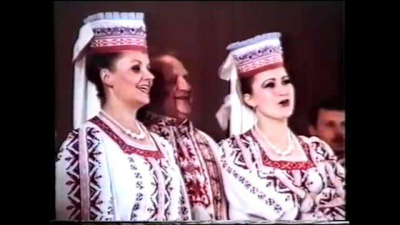 Народный хор Республики Беларусь имени Г. И. Цитовича документальный фильм След...