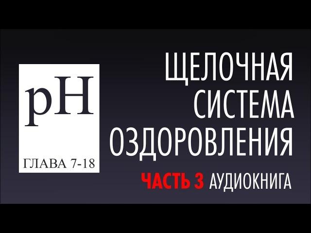 ЩЕЛОЧНАЯ СИСТЕМА ОЗДОРОВЛЕНИЯ | АУДИОКНИГА | Часть 33