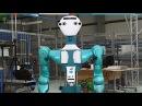 Гуманоидный робот помощник ARMAR-6 в помощь работникам Ocado