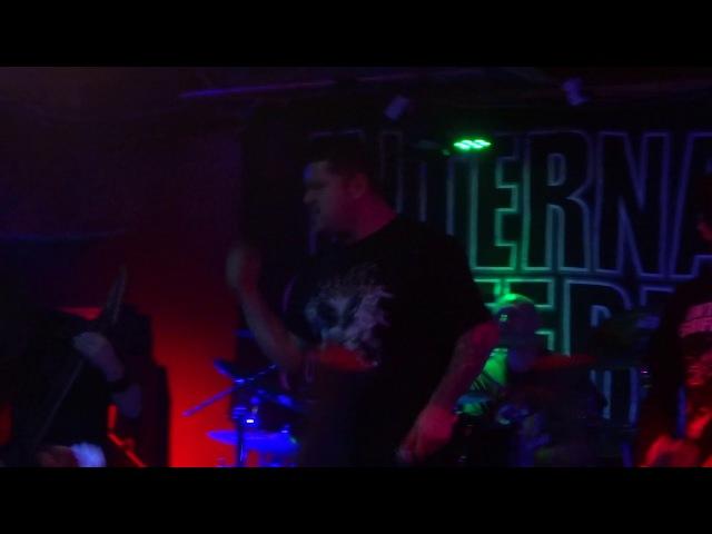 Internal Suffering - Mighty Triumphant Return (live in Rostov)