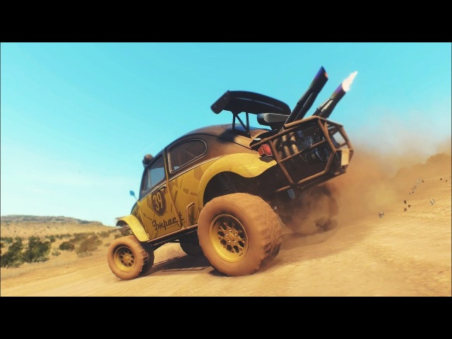 NFS Payback - Volkswagen Beetle Offroad Super Build (Level 399) Customization and Gameplay