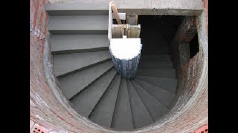 Изготовление монолитной лестницы JURMALA RESIDENCE- 35 Brigada1.lv