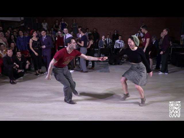Lindy Hop JnJ Finals. MXDC 2018
