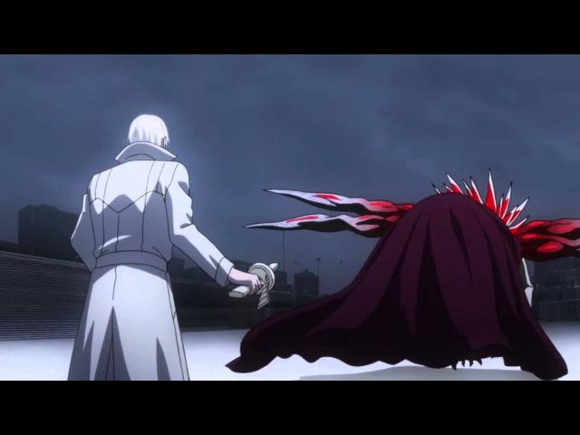 Tokyo Ghoul - Kill Me Every Time [Blue Stahli] Arima vs Eto