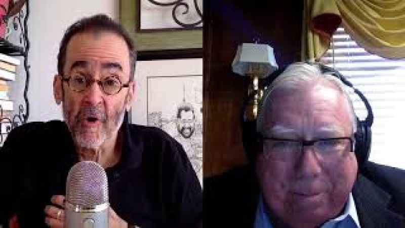 Lionel and Dr Jerome Corsi on QAnon, DeepState Despotism, Russian Indictments, MKUltra and FBI