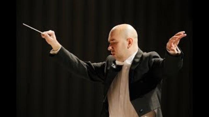 Schubert Symphony No. 8 Unfinished Symphony Conductor Mikhail Arkhipov
