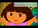 Обзор детская игрушка Даша путешественница интерактивная кукла DORA THE EXPLORER