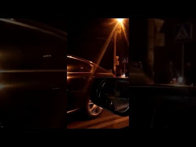 ДТП с участием иномарки Lexus GS 350 и маршрутного такси №24