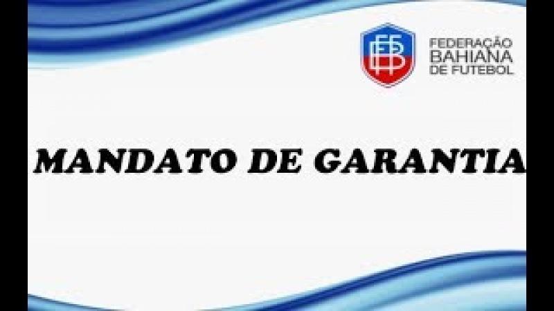 Vitória dá entrada em mandado de garantia contestando resultado do BaVi