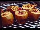 Огненная Еда 3 Круассан Кебаб Запеченные Яблоки
