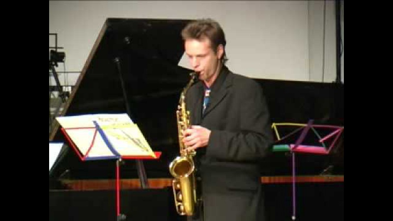 M Petrenko Valse saxophone Elmars Rudzitis
