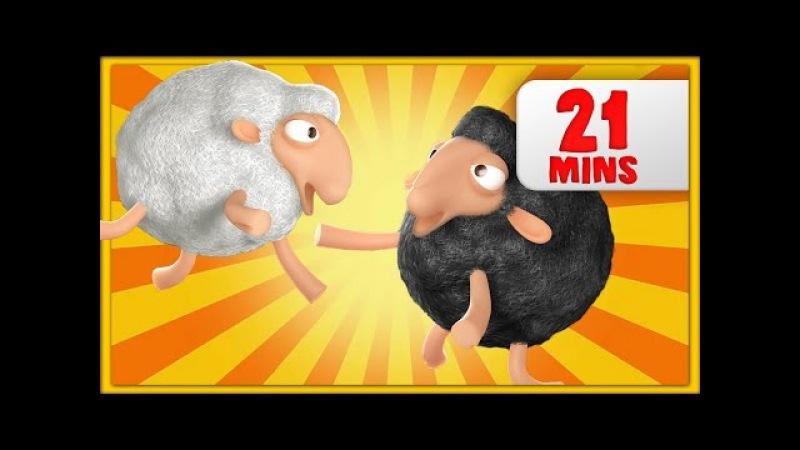 Baa Baa Black Sheep | Plus More Kids Songs | Popular Nursery Rhyme Songs