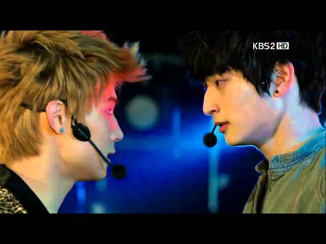 Dream High 2 Dance GOT7 JB vs 2AM Jinwoon