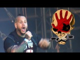 Five Finger Death Punch feat. Tommy Vext - Wash it All Away - Graspop Metal Meeting 2017