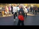 Сокольники Октябрь'13 Бабулька