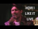 How I Like it (Acoustic) James Maslow