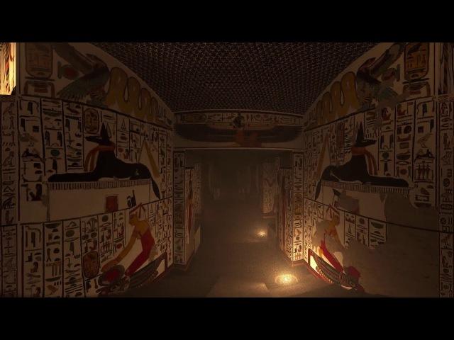 Tumba de Nefertari en 360º