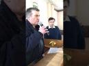 Саакашвили в Смеле предложил людям брать власть в свои руки!