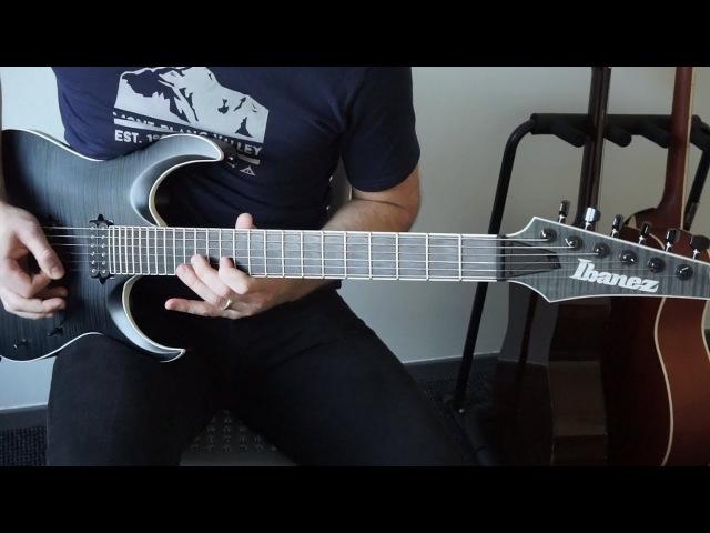 Metallica One solo cover