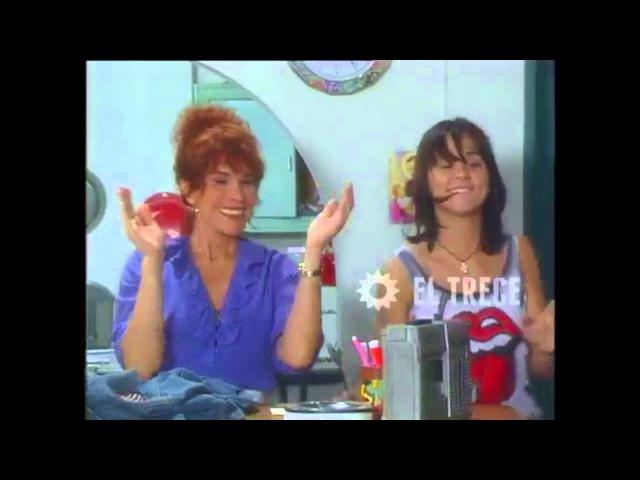 El rock que bailaron Juan Leyrado y Mercedes Morán en Gasoleros