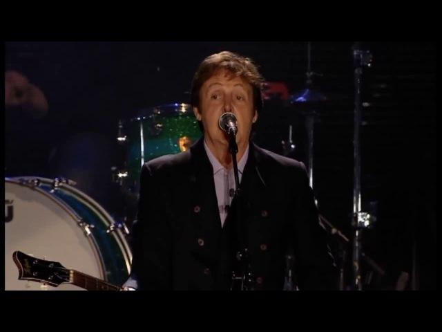 Paul McCartney Live At 400e Anniversaire De Quebec Canada Sunday 20th July 2008