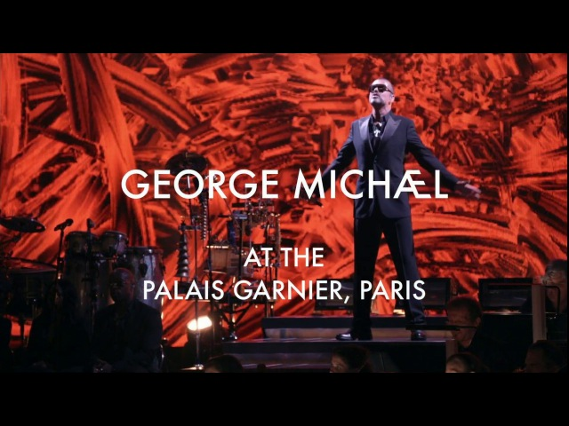 George Michael - Live at The Palais Garnier Opera House in Paris, September 9, 2012 HD