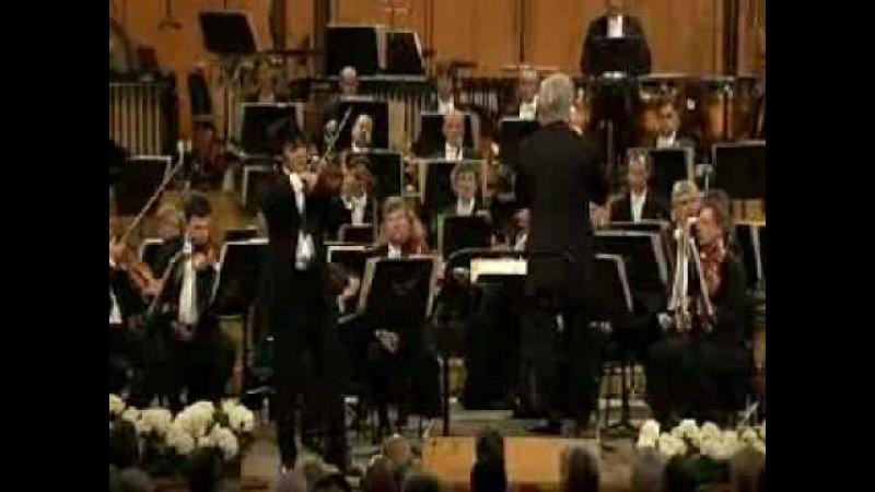 Ray Chen   Tchaikovsky Violin Concerto   1st Mvt   Queen Elisabeth Comp   1 of 2   2009