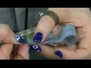 Hand piecing with Yoko Saito: Log Cabin block