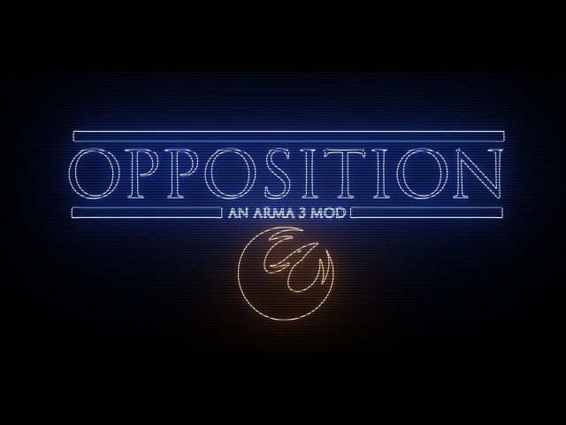 Star Wars Opposition 2.0 : An Arma 3 Mod