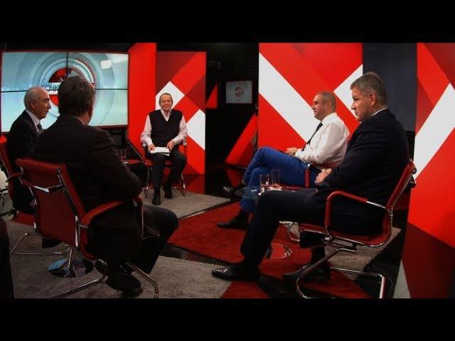 Политическая клоунада и реальная политика (17.11.2017)